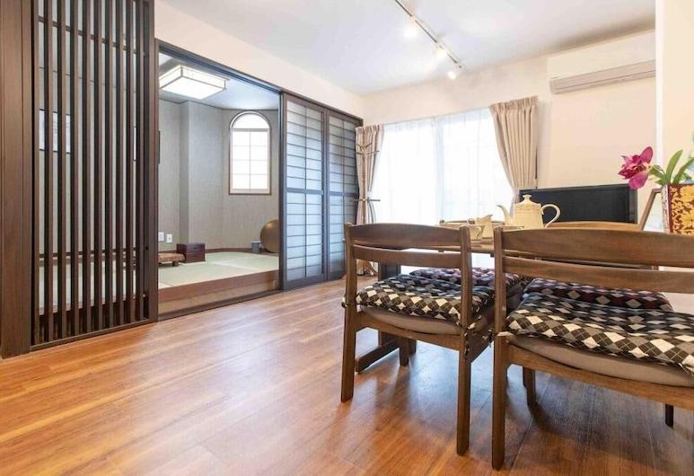 Ikebukuro Hanakawado, Tokio, Apartmán typu City (Hanakawado 2F), Obývací prostor