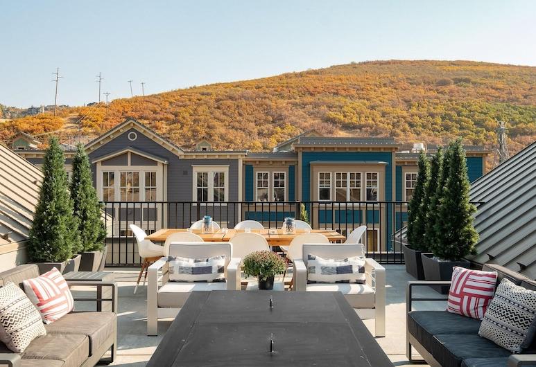 Mogul Mansion by Blueswell, Park City, Soukromý byt, 2 ložnice, Balkón