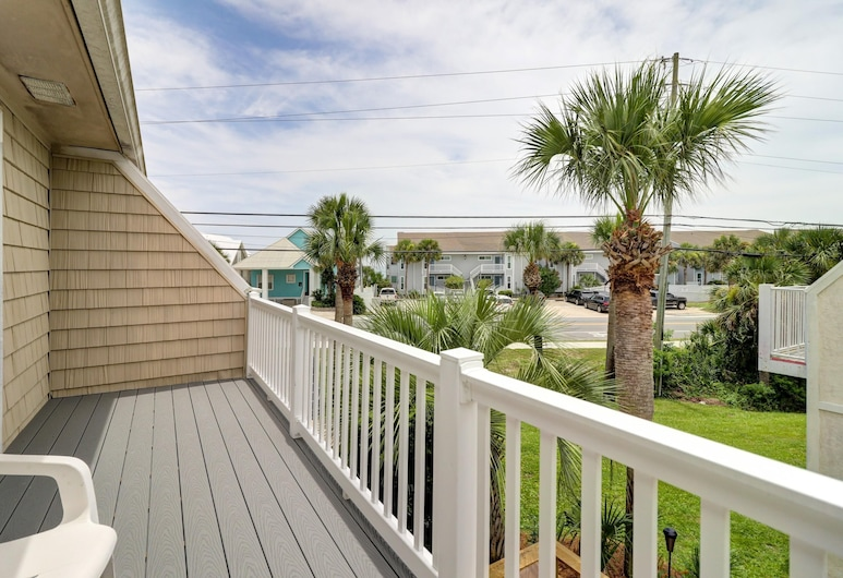 45 Chateau Road by Blueswell, Panama City Beach, Apartment, 2 Schlafzimmer, Balkon