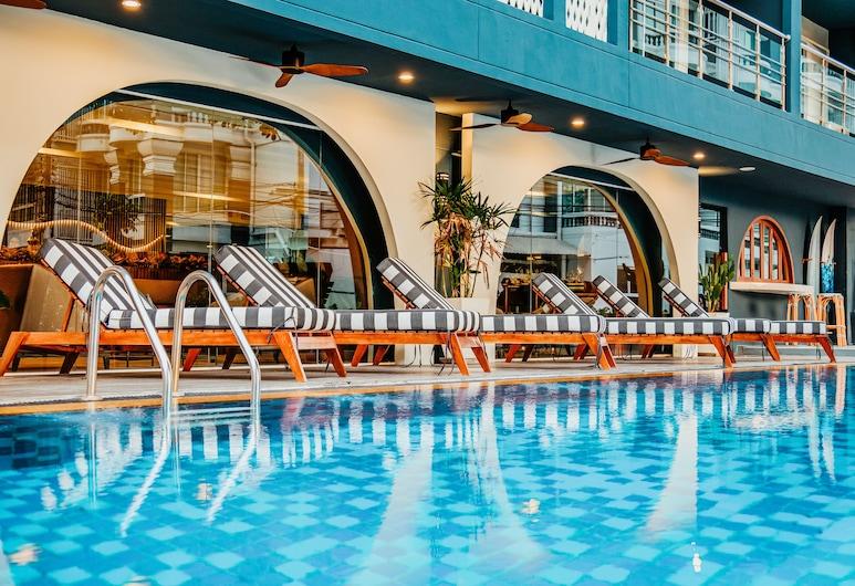 So Boutique Pattaya Hotel & Residences, Pattaya, Bazén