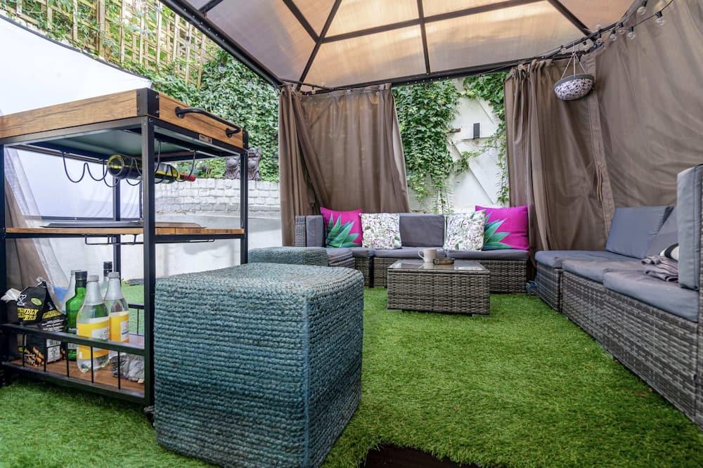 Guestready - Modern Lux Family Home in West Kensington, W/garden