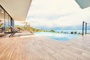 Picture of relax kouri villa Rekrrr in Nakijin
