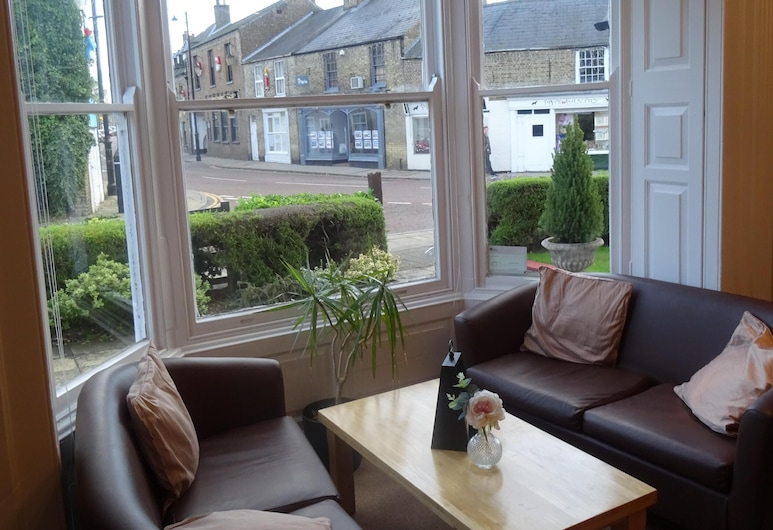 The Bramley Hotel, Chatteris, Hotellounge