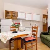Íbúð (One-Bedroom Apartment) - Stofa