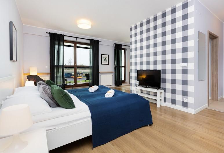 Apartments Bitwy Warszawskiej by Renters, Varşova, Oturma Odası