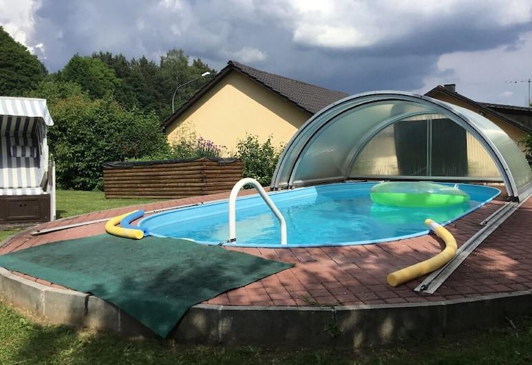 Haus Ruhland, Tiefenbach, Pool