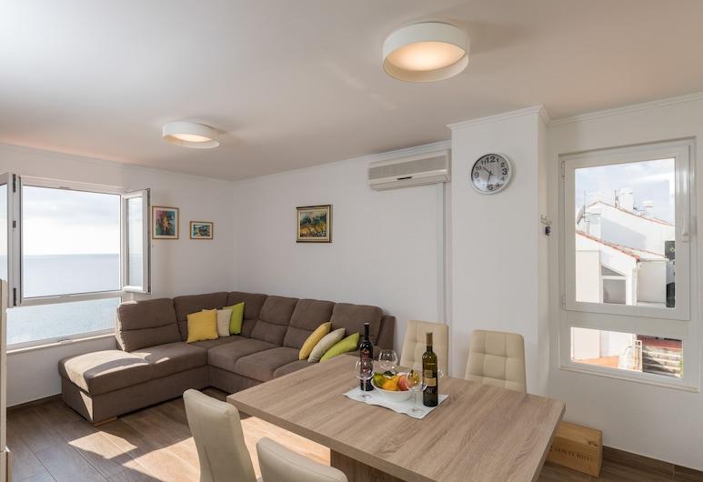 Apartment Gigi, Dubrovnikas, Apartamentai (Two Bedroom Apartment), Svetainė