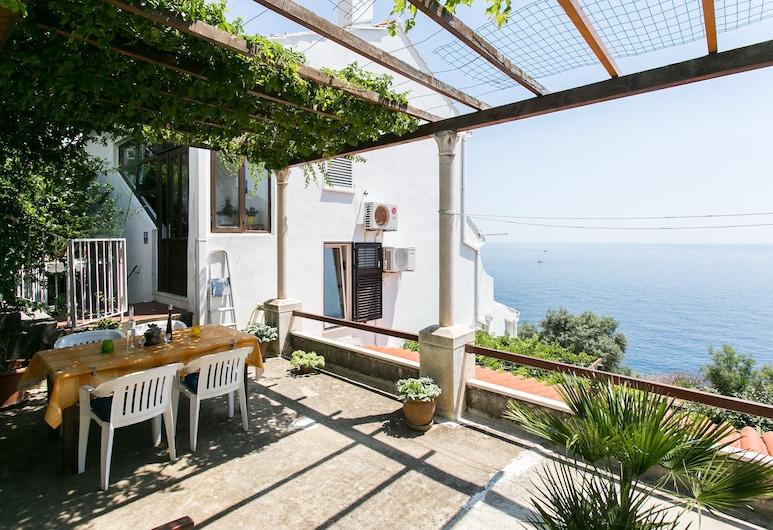 Apartment Gigi, Dubrovnik, Külaliskorter (Two Bedroom Apartment), Terrass