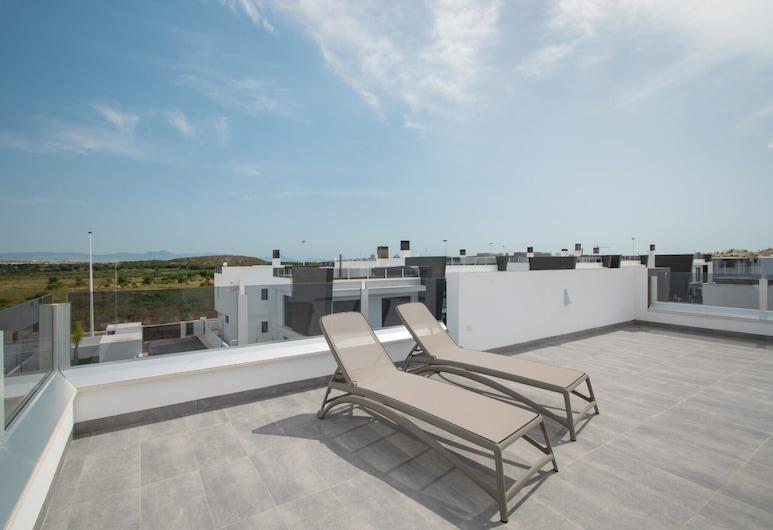 205 Luxury Gran Villa - Alicante Holiday, Santa Pola, Balkon