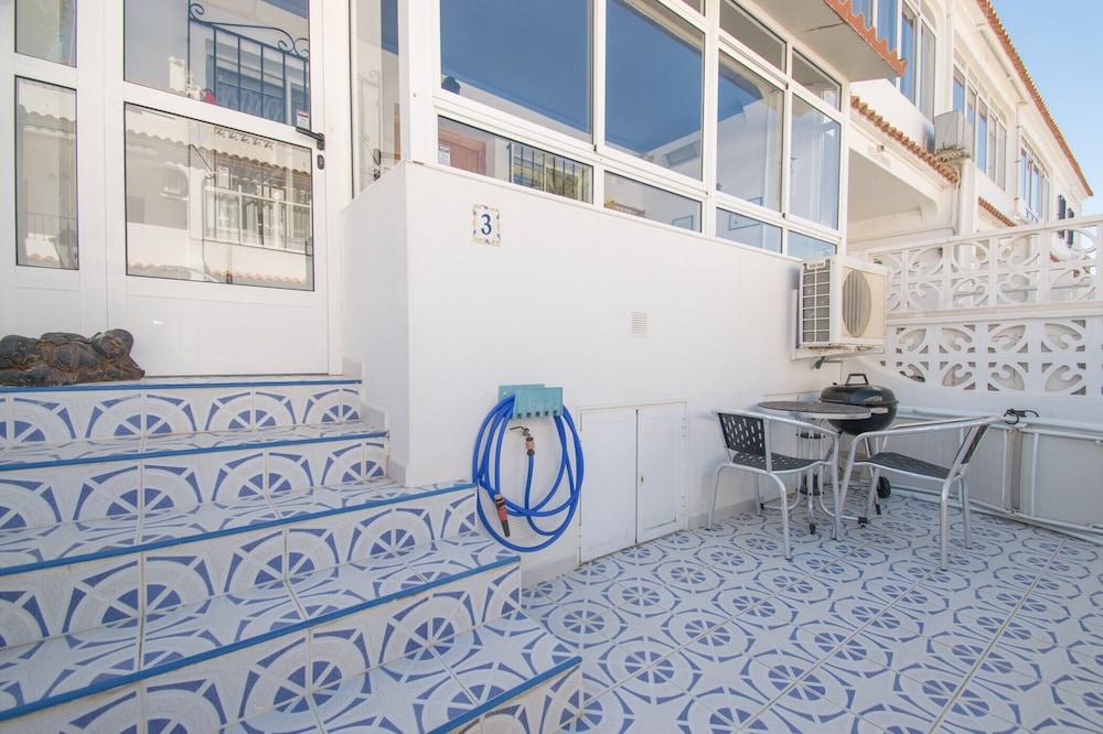 061 Blue Pool - Ac/wifi