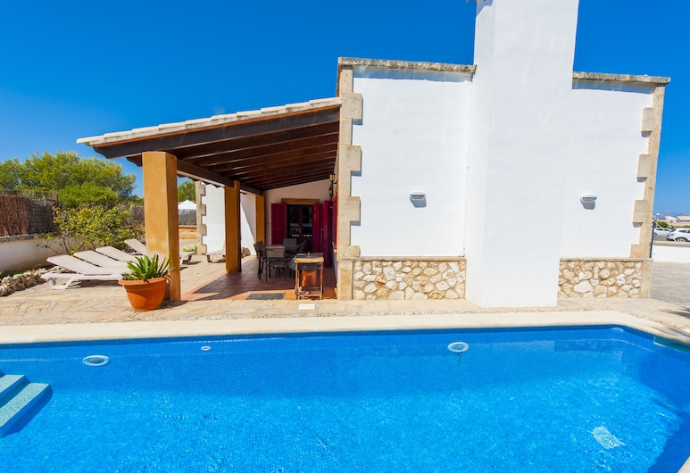 Villa Near the Beach With Private Pool Near Colonia de Sant Pere, Arta, Διάφορα