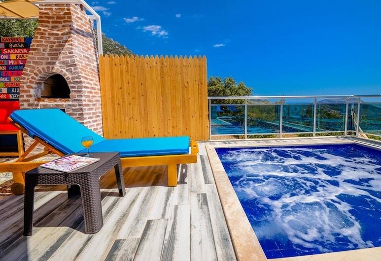 2 Bedrooms Villa With Private Pool-reston Villa, Kas, Guest Room View