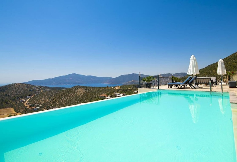 Luxury Villa With Private Ndoor And Outdoor Pool, Kas, Pool