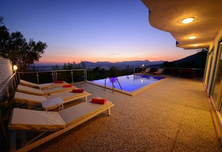 Super Luxury Villa With Private Pool-damla Villa, Kas