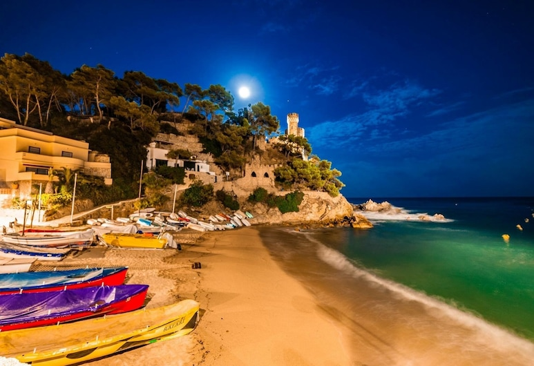 Holiday Home in Canyelles, Lloret de Mar, View from property