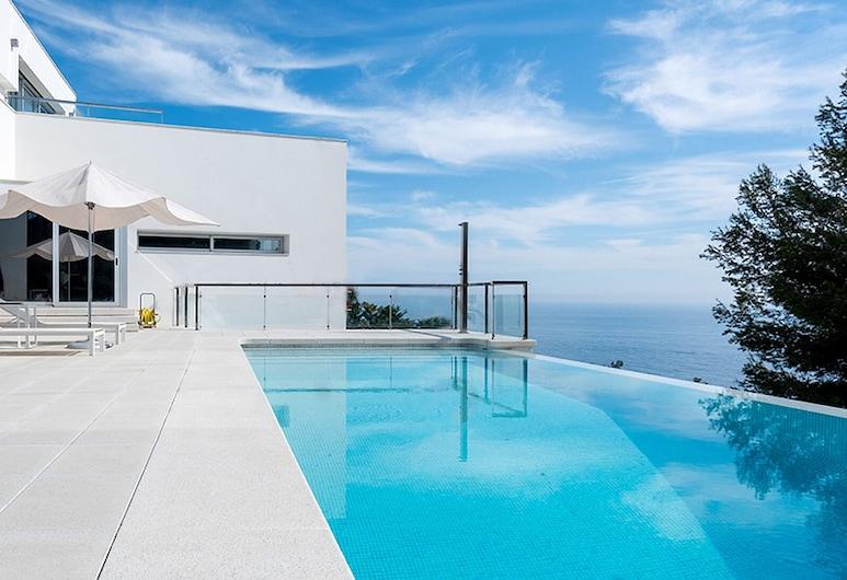 Villa Luxury Blanes Mar, Blanes, Pool