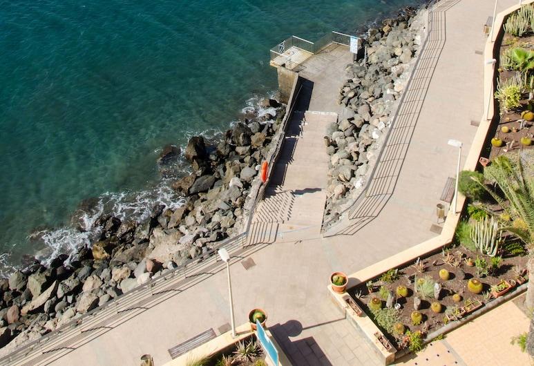 San Agusting Seaview Studio, San Bartolome de Tirajana, Strand