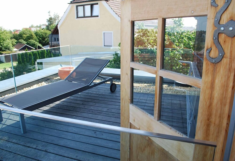 Alte Schmiede, Bad Griesbach im Rottal, Apartment, Terrace/Patio