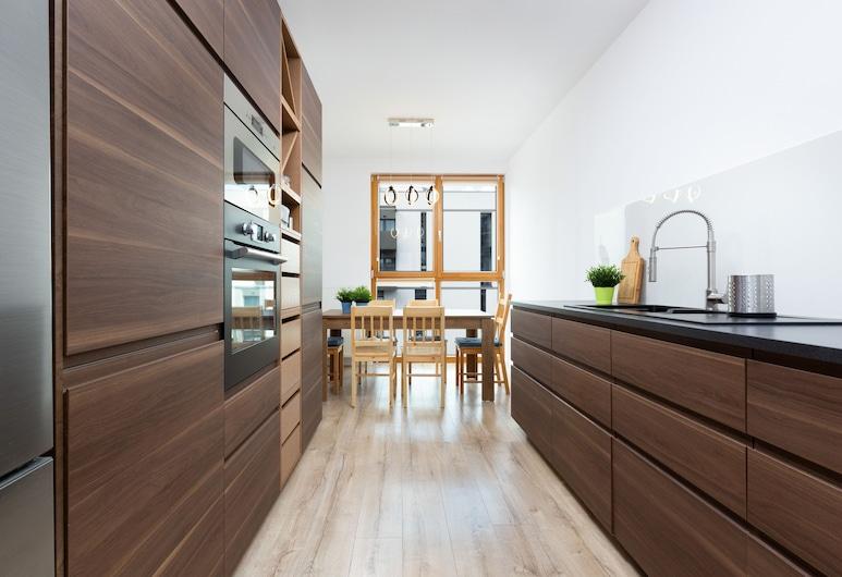 Apartments Varsovia by Renters, Varšava, Apartmán, 3 ložnice, kuřácký, 2 koupelny, Obývací prostor