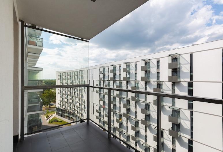 Apartments Varsovia by Renters, Varsavia, Appartamento, 3 camere da letto, fumatori, 2 bagni, Balcone