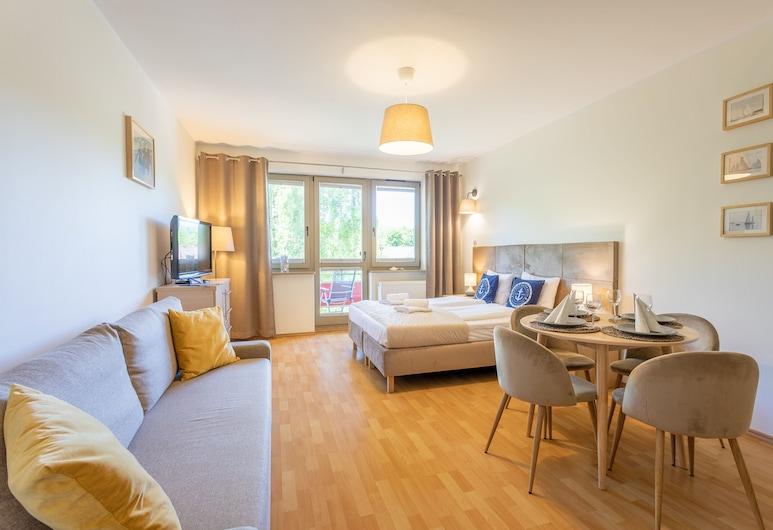 Ambria Apartments Zdrojowa, Swinoujscie, Comfort Quadruple Room, Room