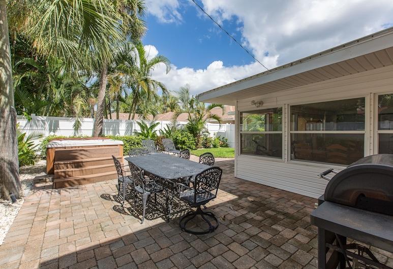 Coconut Breeze Iii 3 Bedroom Home, Clearwater Beach, Kuća, 3 spavaće sobe, Balkon