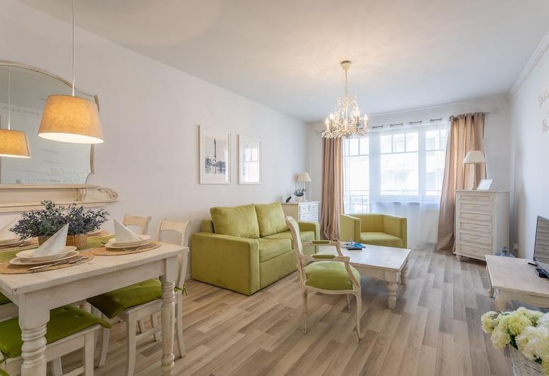 Ambria Apartments V, Свіноуйсьце, Кондо категорії «Комфорт», Житлова площа