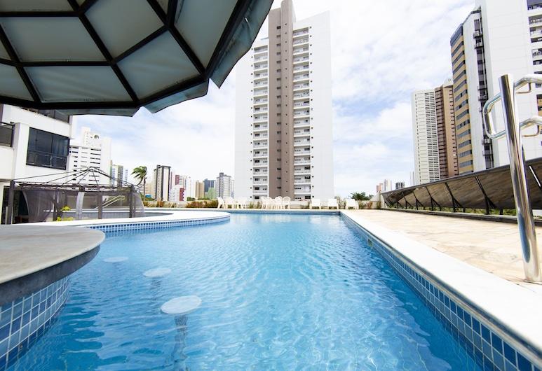 Flat para dois em Petrópolis - Natal, Natal, Outdoor Pool