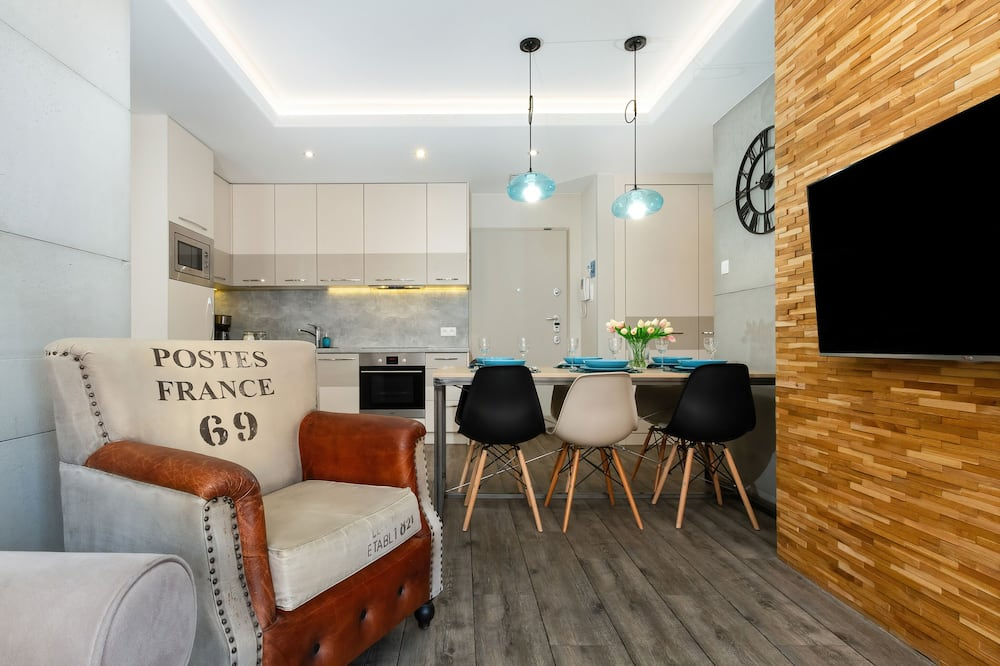 Apartments Aura Gdansk by Renters