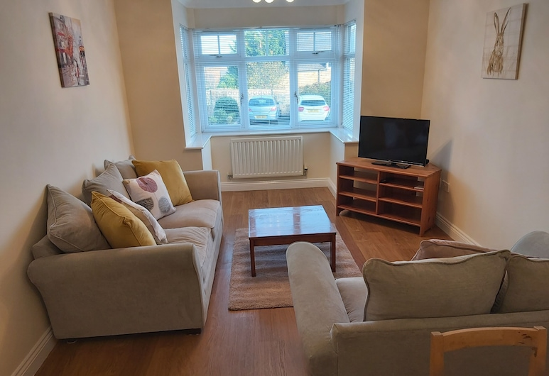 17 The Firs, Chester-le-Street, Apartment, barrierefrei, eigenes Bad, Lounge