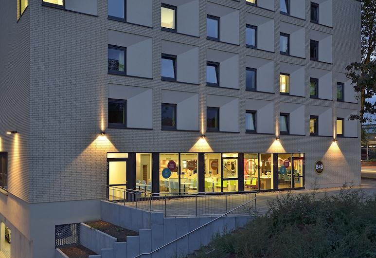B&B Hotel Karlsruhe, Karlsruhe, Außenbereich