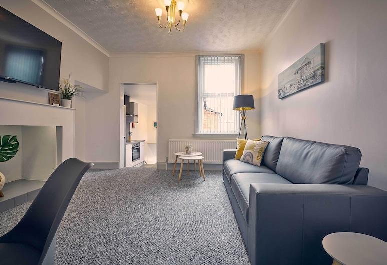 Silverlinings, Whitley Bay, Domek, Obývací prostor
