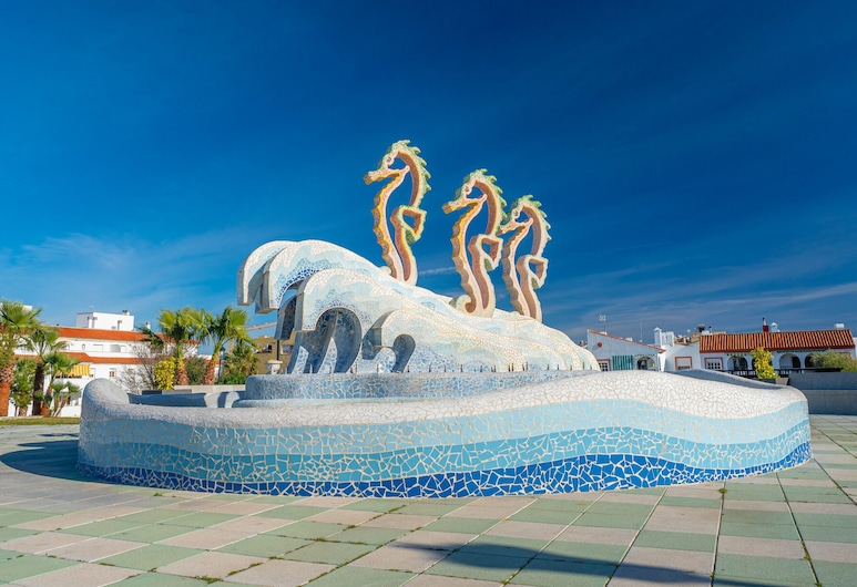 2044-groundfloor Huge Terrace and Pools, Manilva, Alberca