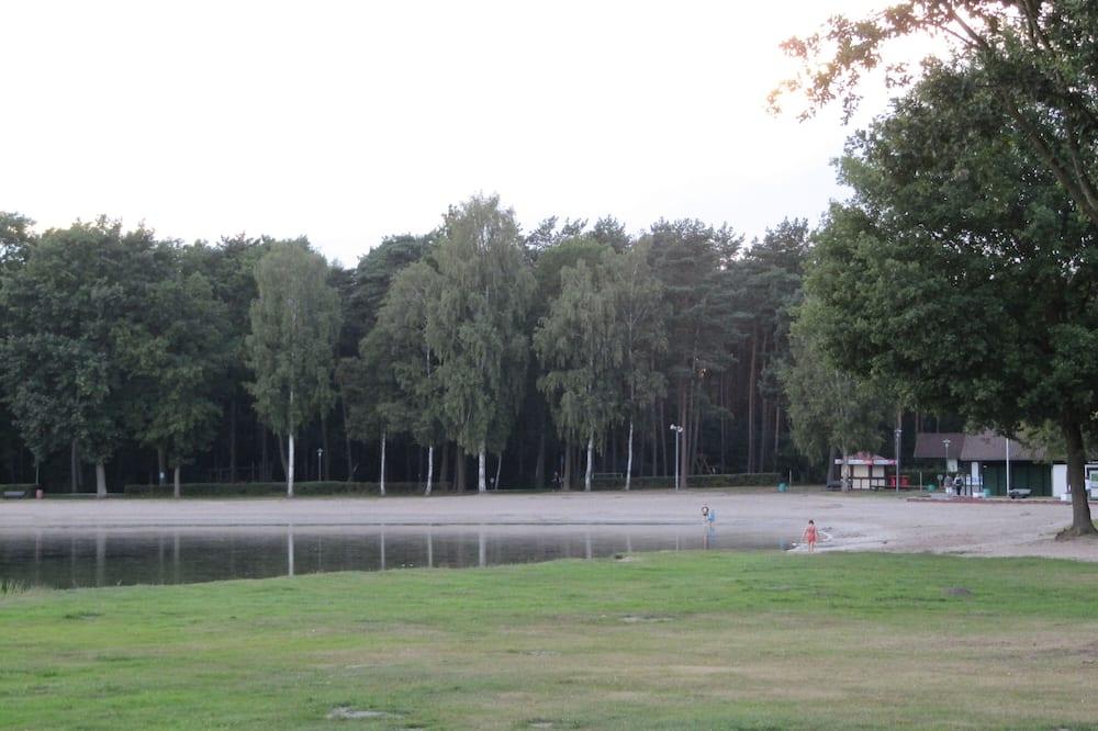Vaizdas į ežerą