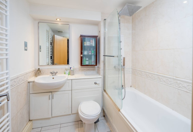 Homely 1-bed Flat in Queensway, West London, 倫敦, 住宿內部