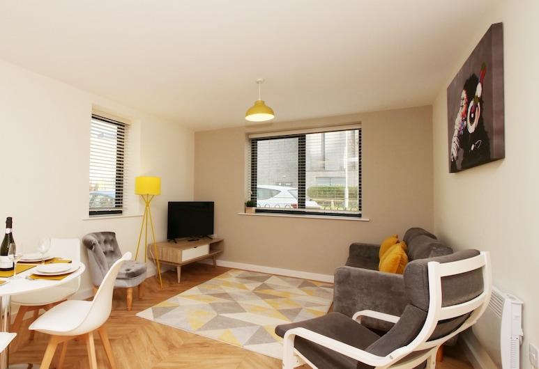 Public Haus, Leeds, Apartment, Living Area