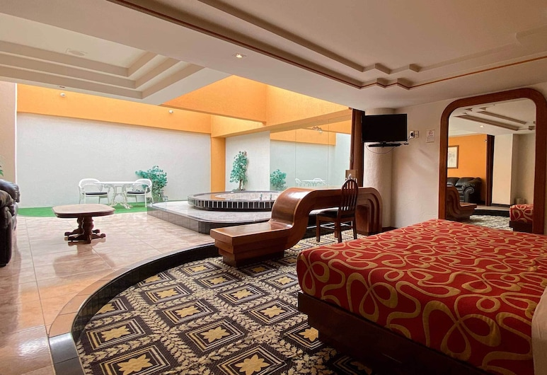 Hotel Plaza Solis, Mexiko-Stadt, Superior-Zimmer, Zimmer