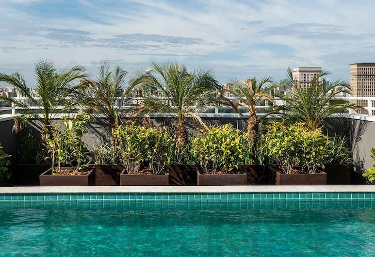 Uotel Faria Lima, ساو باولو, حمام سباحة