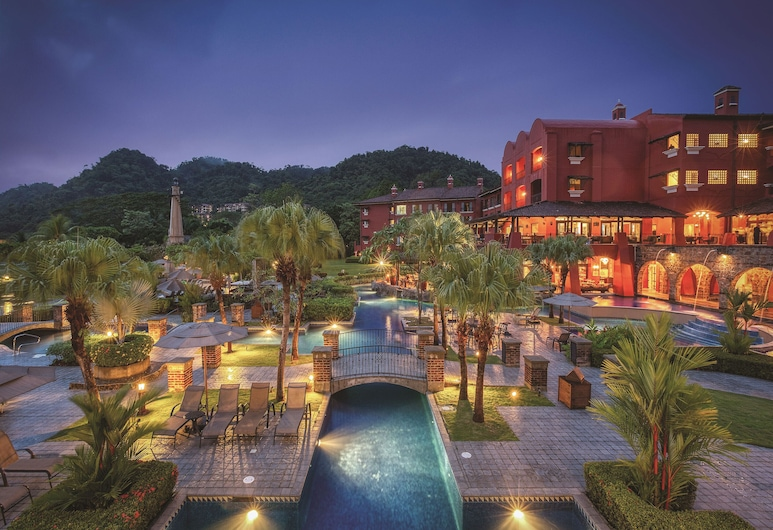 Marriott Vacation Club at Los Suenos, جاكو, حمّام سباحة خارجي