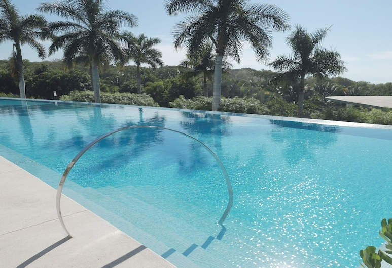 Condo Garden Luxxe - Bolongo by Kivoya, Punta de Mita, Outdoor Pool