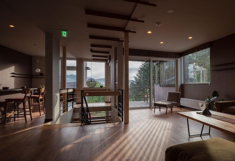 Mokuren, Furano, Dom, Obývacie priestory