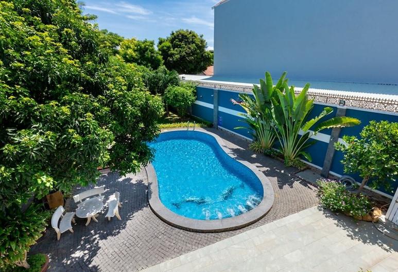 Tran Duy Luxury Villa C6, Vung Tau, Välibassein