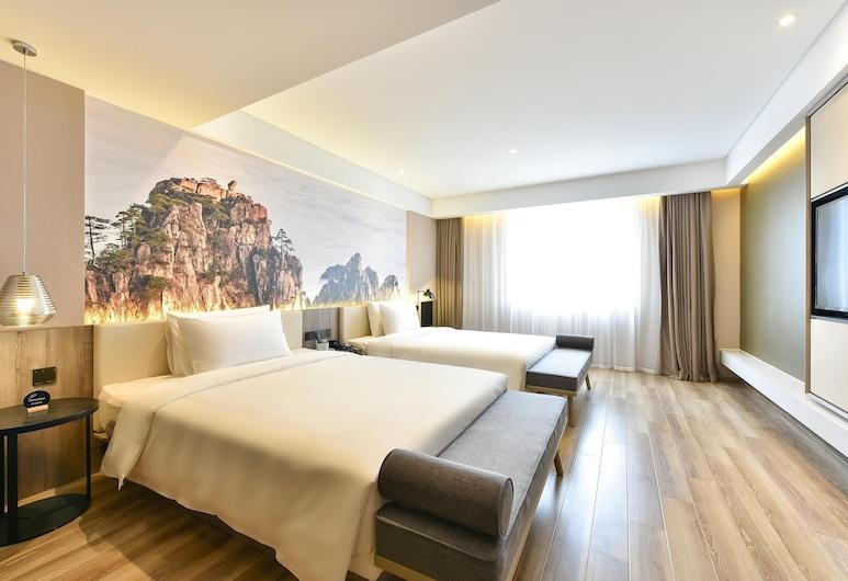 Atour Hotel Beijing Chaoyang Park, Pekinas, Vaizdas iš viešbučio