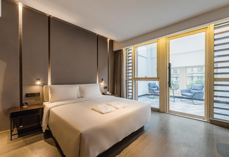 Atour Hotel Ningbo Yinzhou Impression City, Ningbo