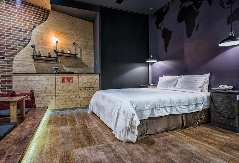 Amancity Motel, Pingtung, Zimmer
