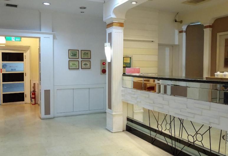 Ling Yea Hotel, Kaohsiung, Lobby