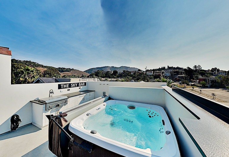 2925mpp1 5 Bedroom Home, Avila Beach, Kuća, 6 spavaćih soba, Spa
