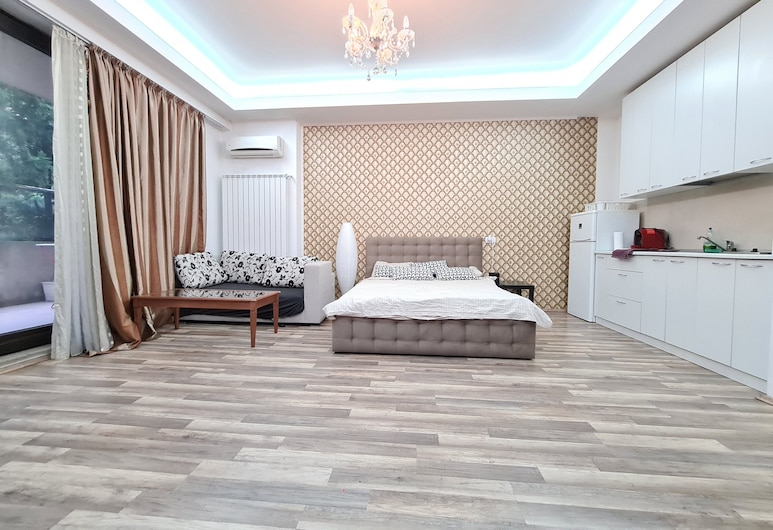 Stunning 1-bed Apartment in Bucure?ti, Bucharest