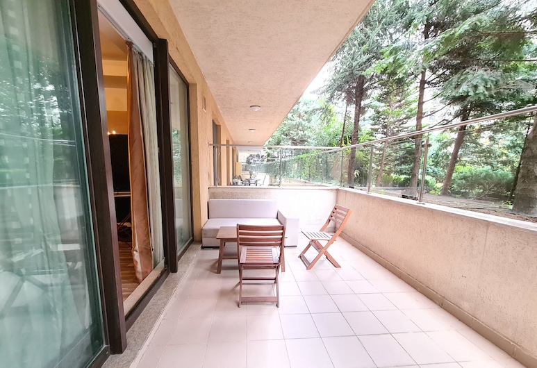 Stunning 1-bed Apartment in Bucure?ti, Bucarest, Appartement, 1 lit double, Balcon