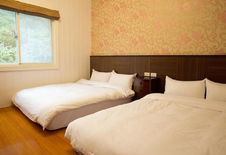 Sleep At Sea Inn, Shou-feng